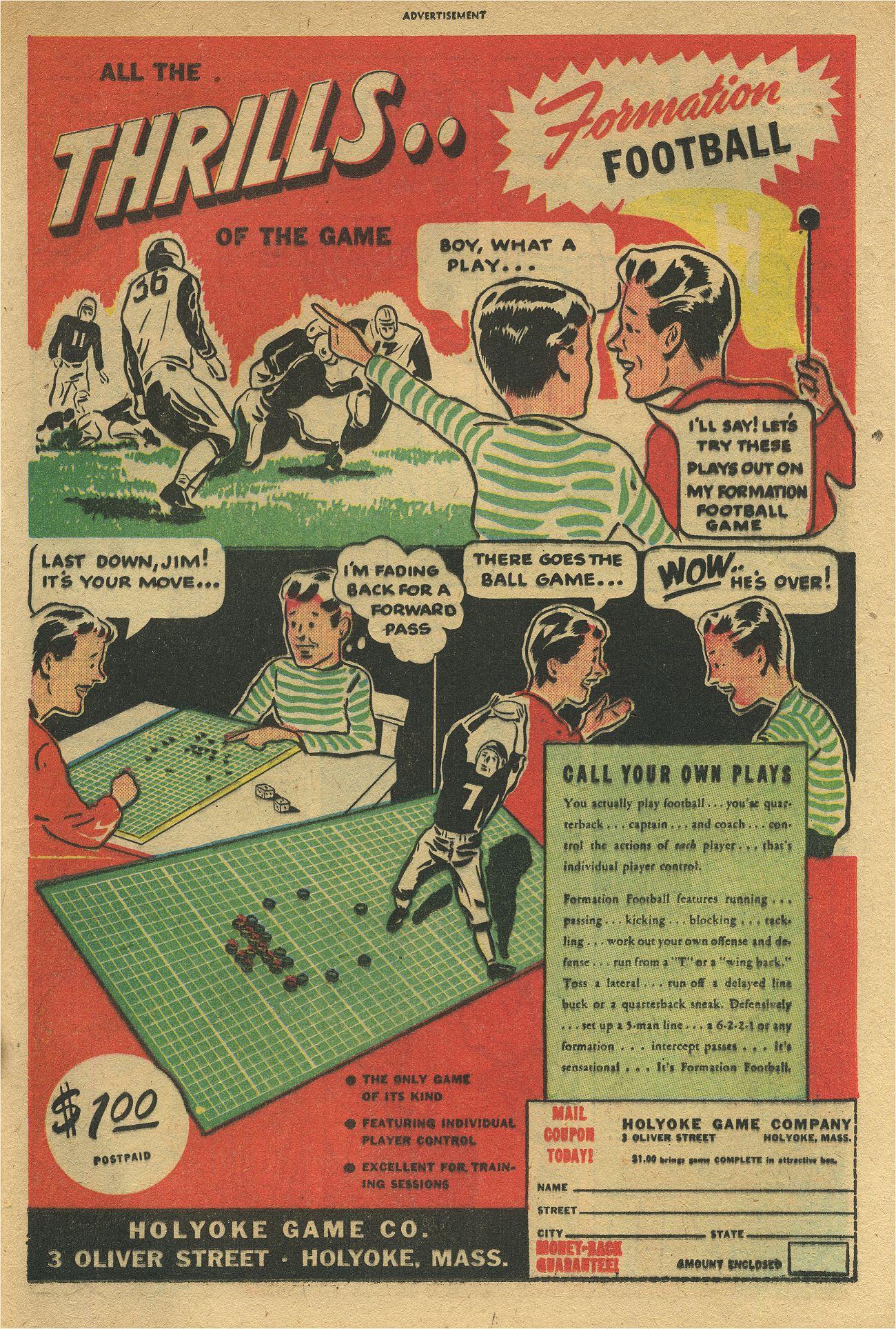 Read online Shadow Comics comic -  Issue #93 - 38
