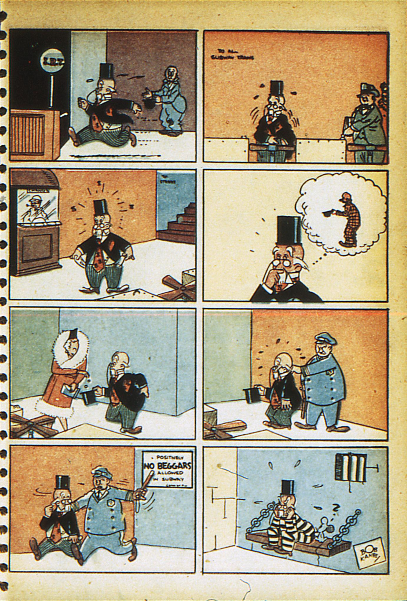 Read online Adventure Comics (1938) comic -  Issue #27 - 43