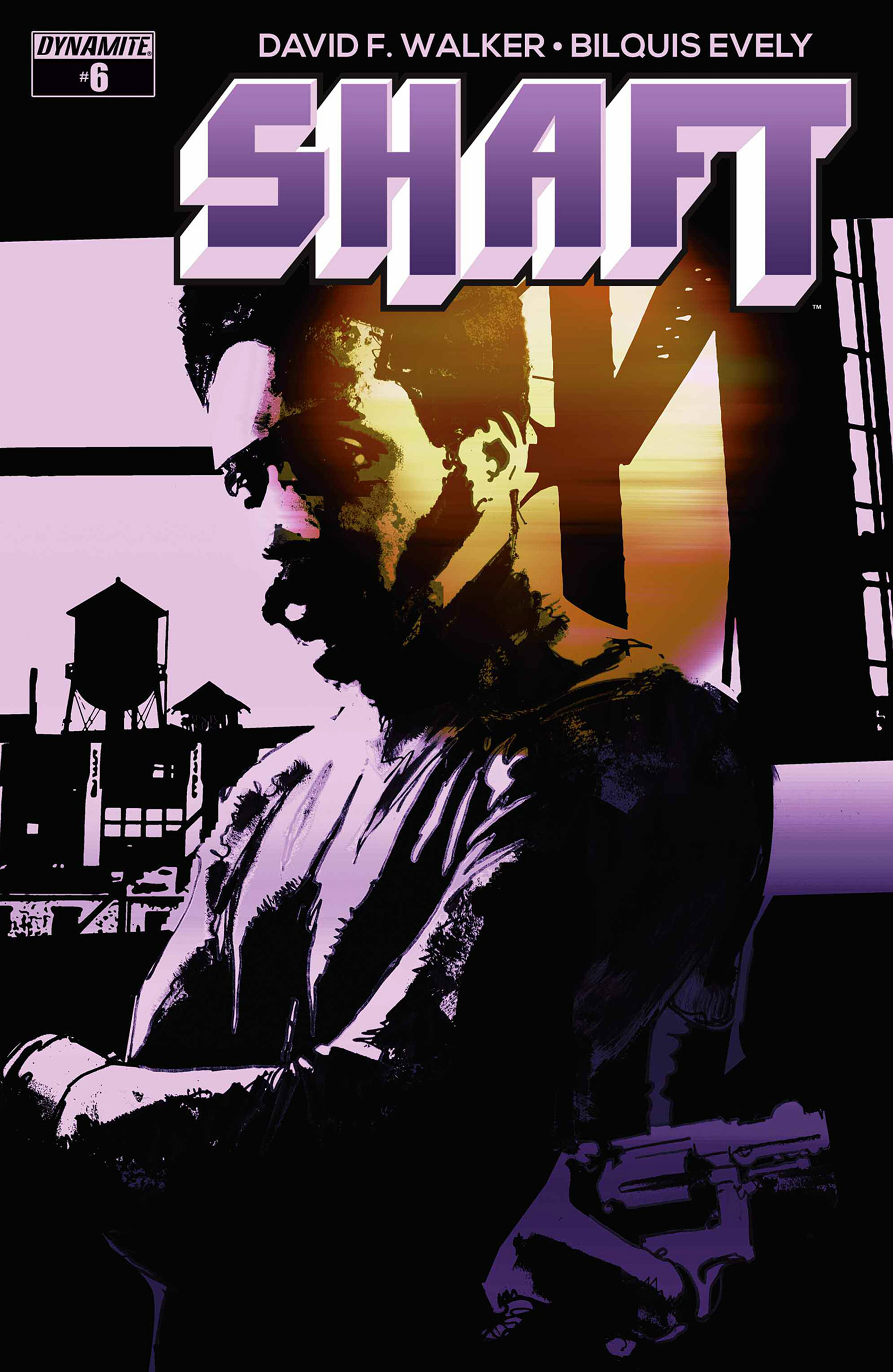 Read online Shaft comic -  Issue #6 - 1