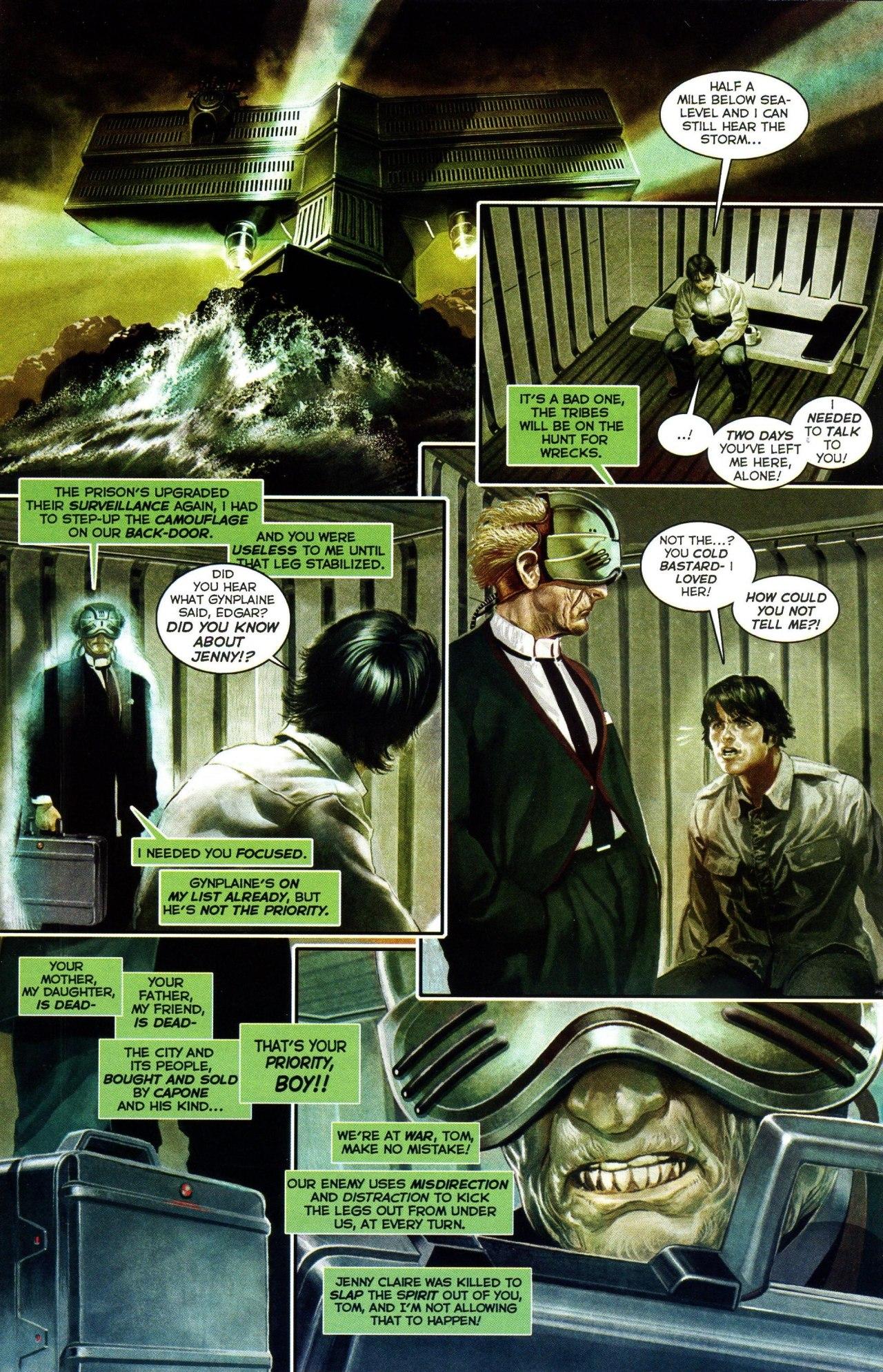 Read online Shark-Man comic -  Issue #3 - 20
