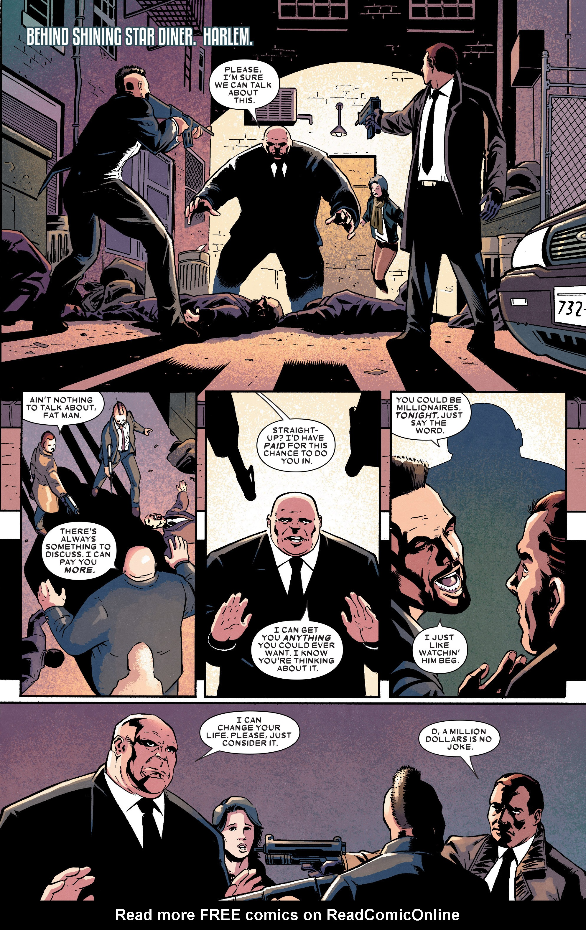Read online Kingpin (2017) comic -  Issue #4 - 2