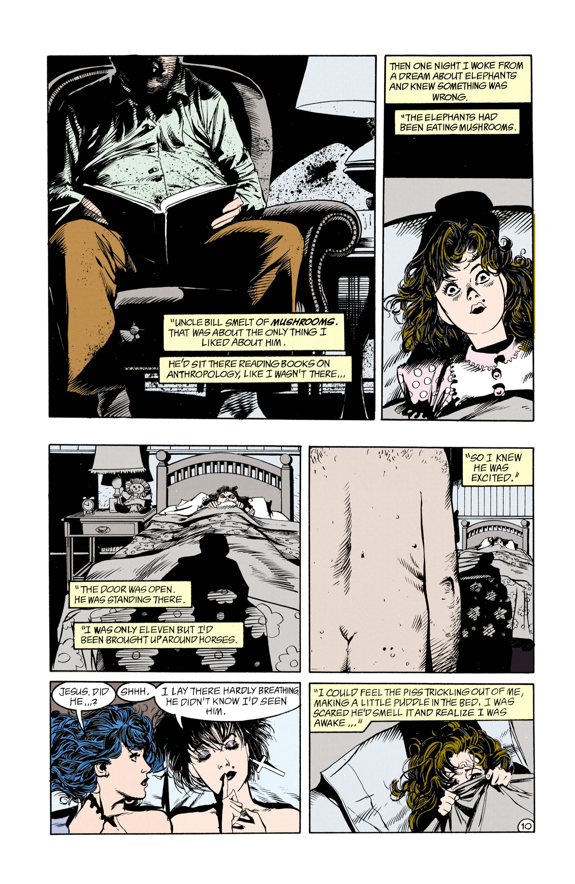 Read online Shade, the Changing Man comic -  Issue #26 - 11