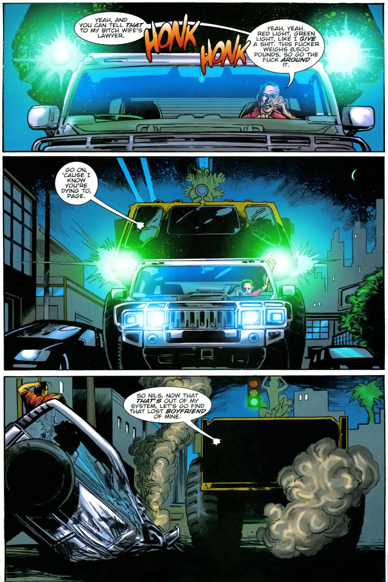 Read online The Exterminators comic -  Issue #23 - 2