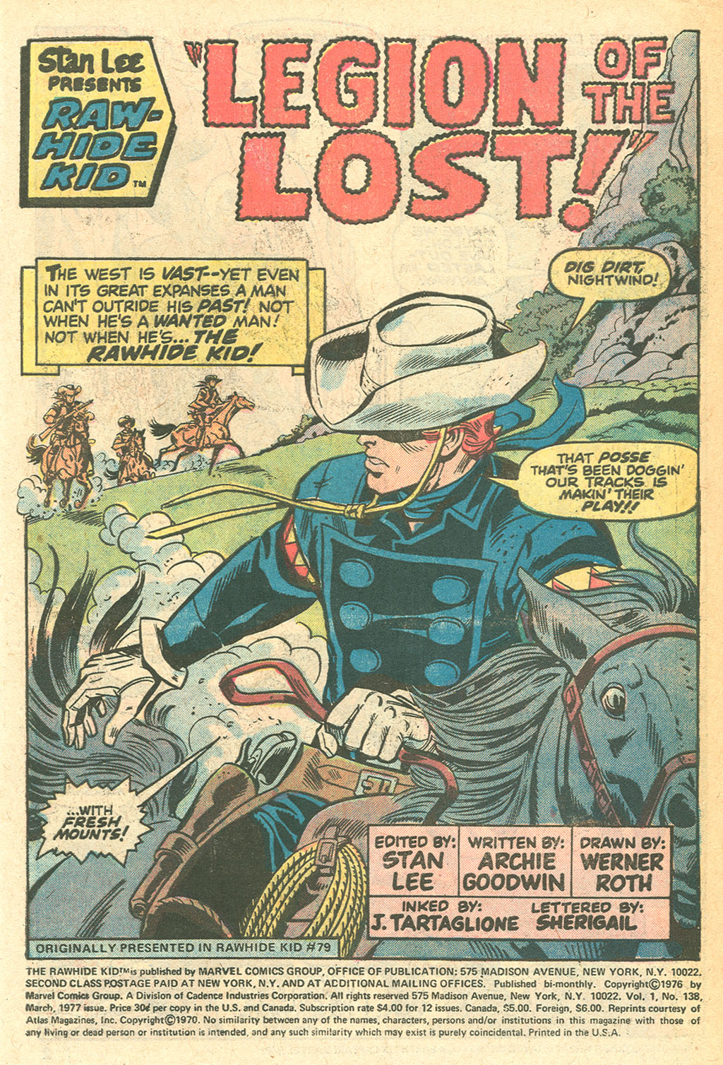 The Rawhide Kid (1955) issue 138 - Page 3