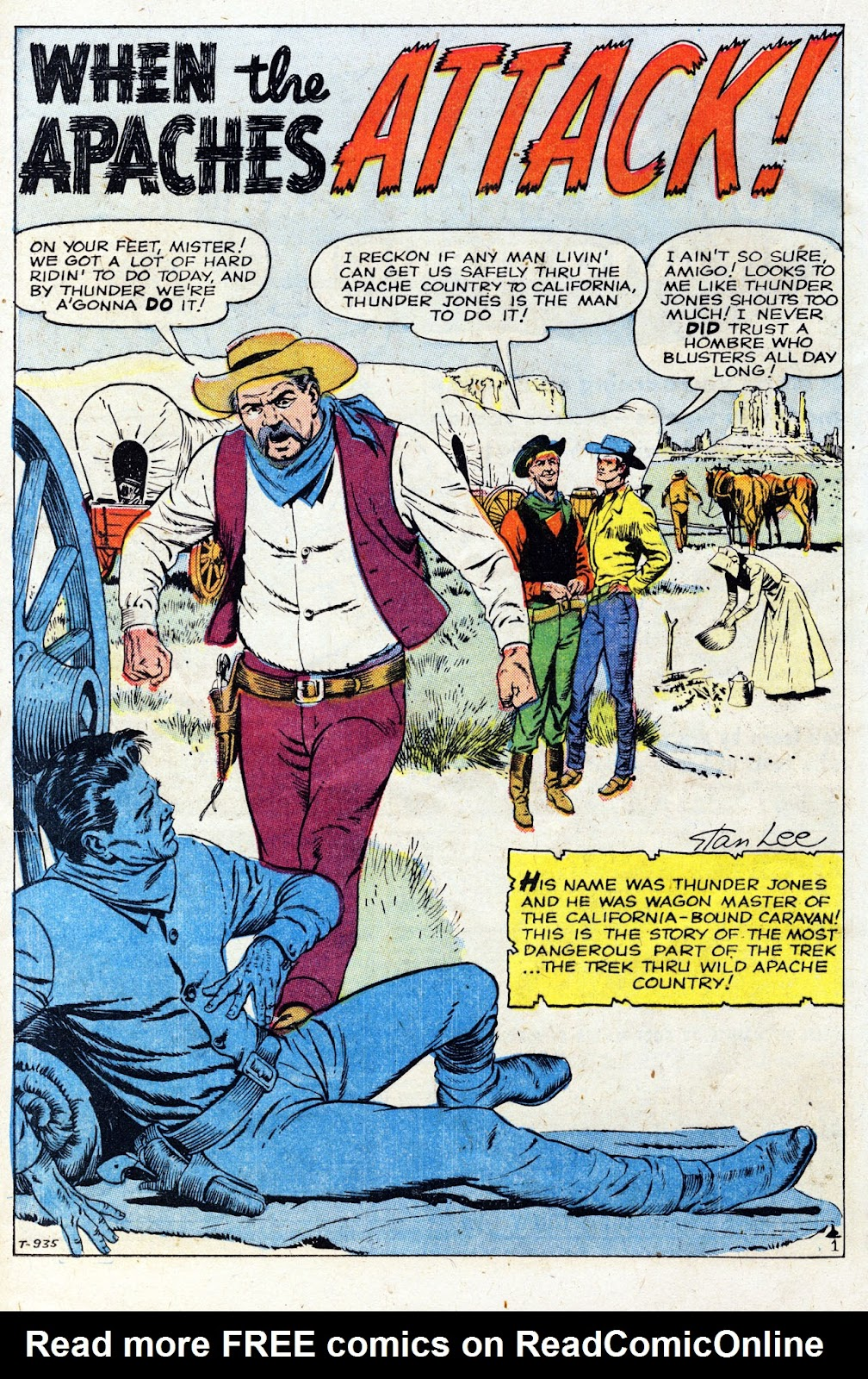 Gunsmoke Western issue 61 - Page 20