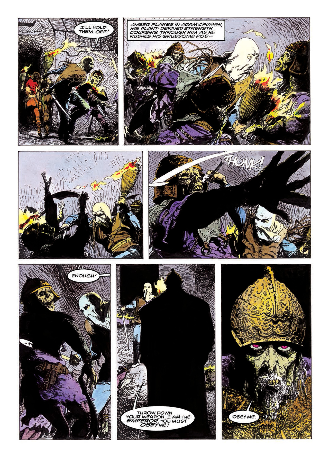 Read online Mazeworld comic -  Issue # TPB - 146