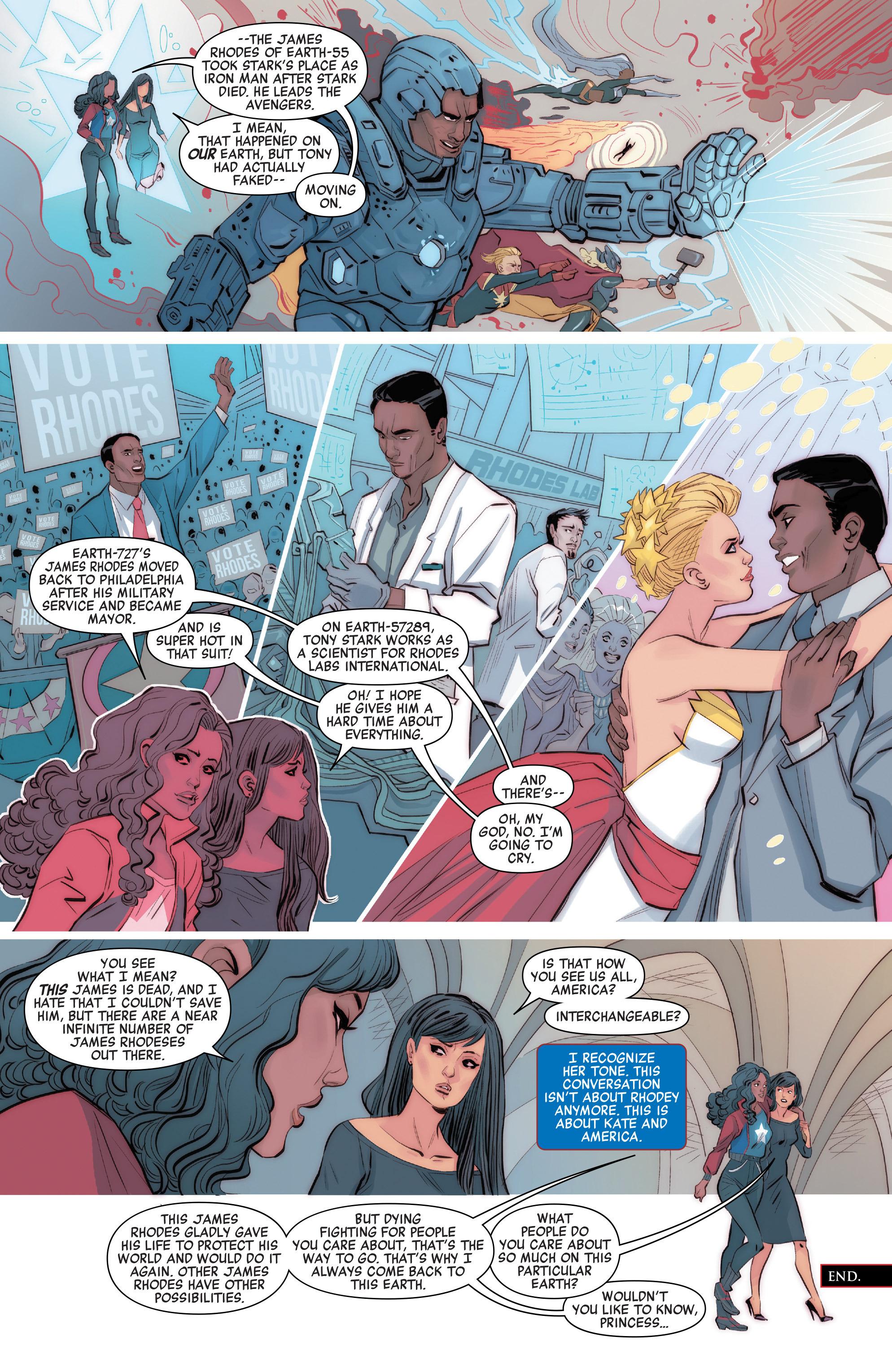 Read online Civil War II: Choosing Sides comic -  Issue #2 - 12