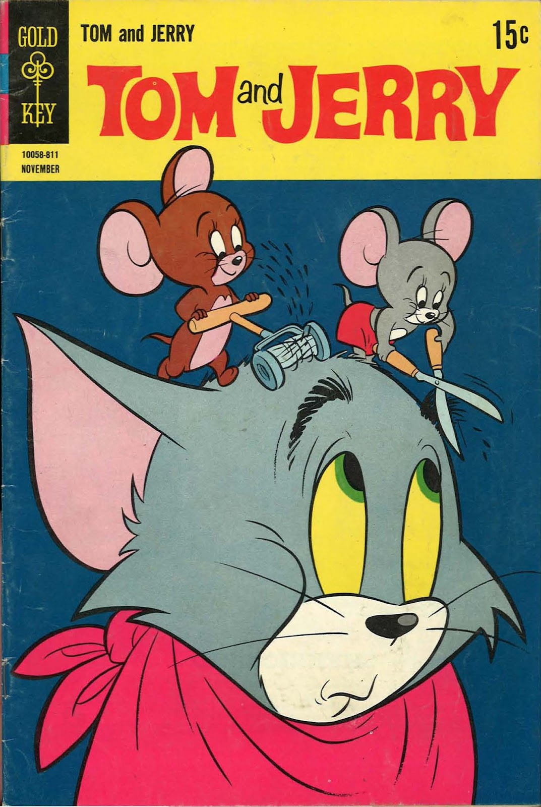 Tom and Jerry issue 242 - Page 1