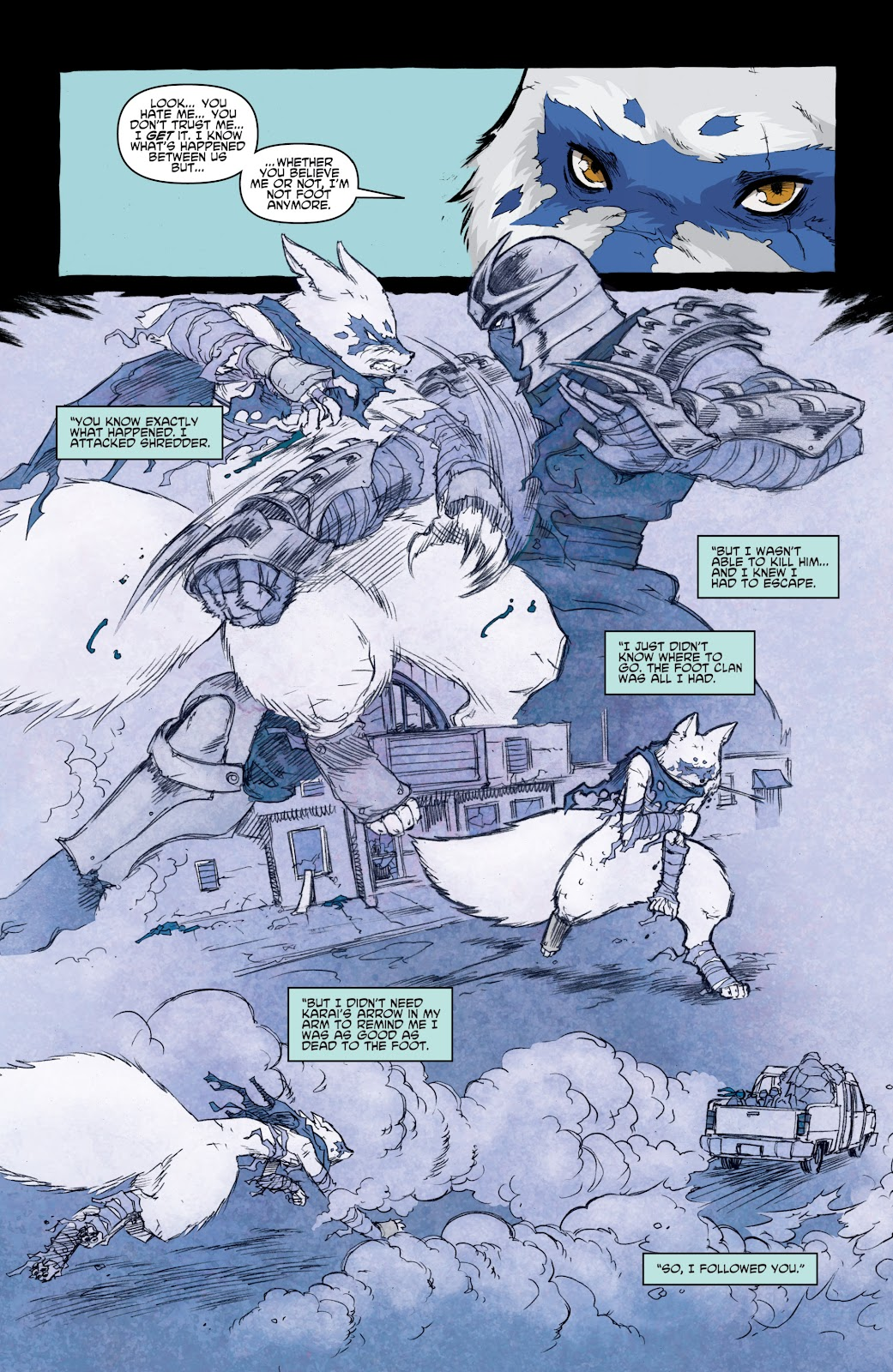 Read online Teenage Mutant Ninja Turtles: The IDW Collection comic -  Issue # TPB 4 (Part 1) - 19