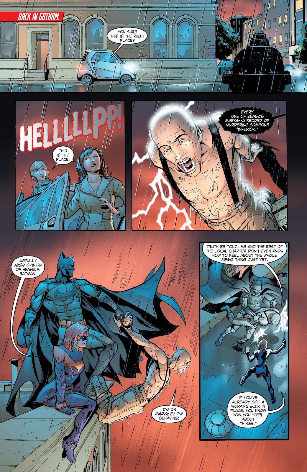 Read online Smallville Season 11 [II] comic -  Issue # TPB 6 - 101