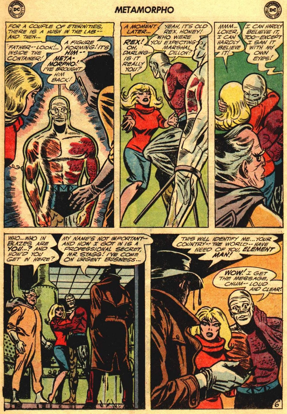 Metamorpho (1965) issue 2 - Page 8