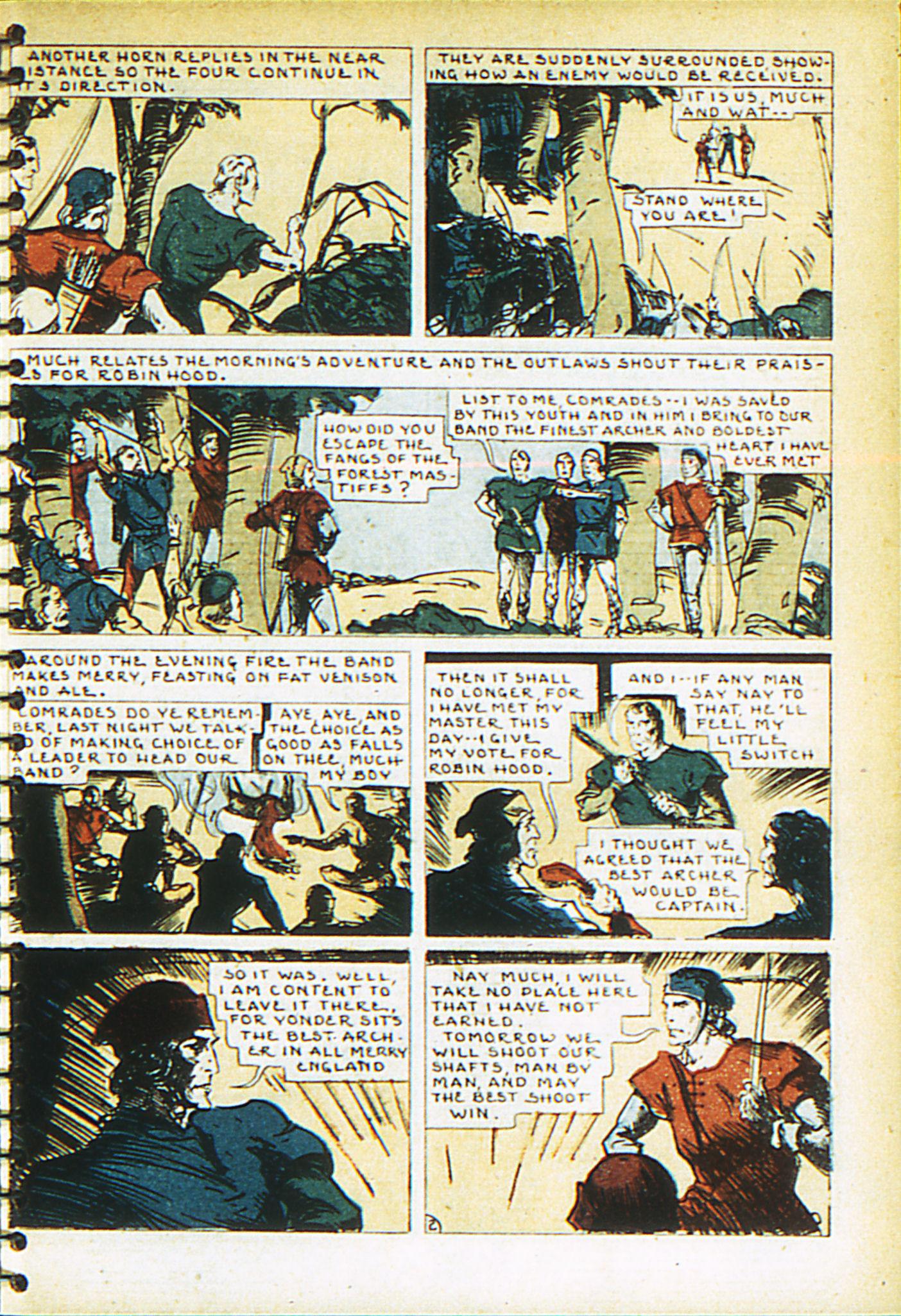 Read online Adventure Comics (1938) comic -  Issue #26 - 52