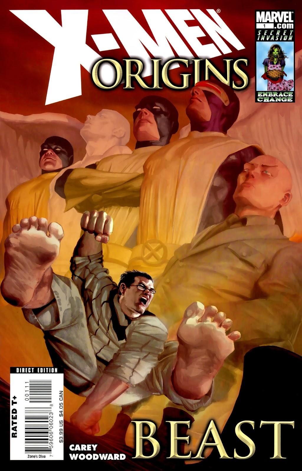 X-Men Origins: Beast issue Full - Page 1