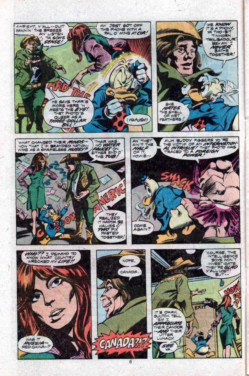 Howard the Duck (1976) Issue #9 #10 - English 5