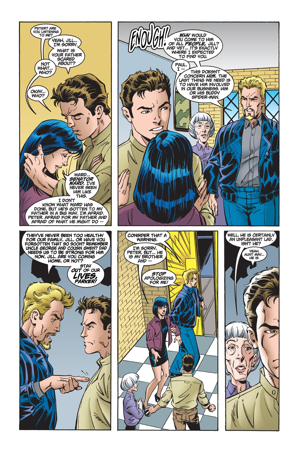 The Amazing Spider-Man (1999) 10 Page 9