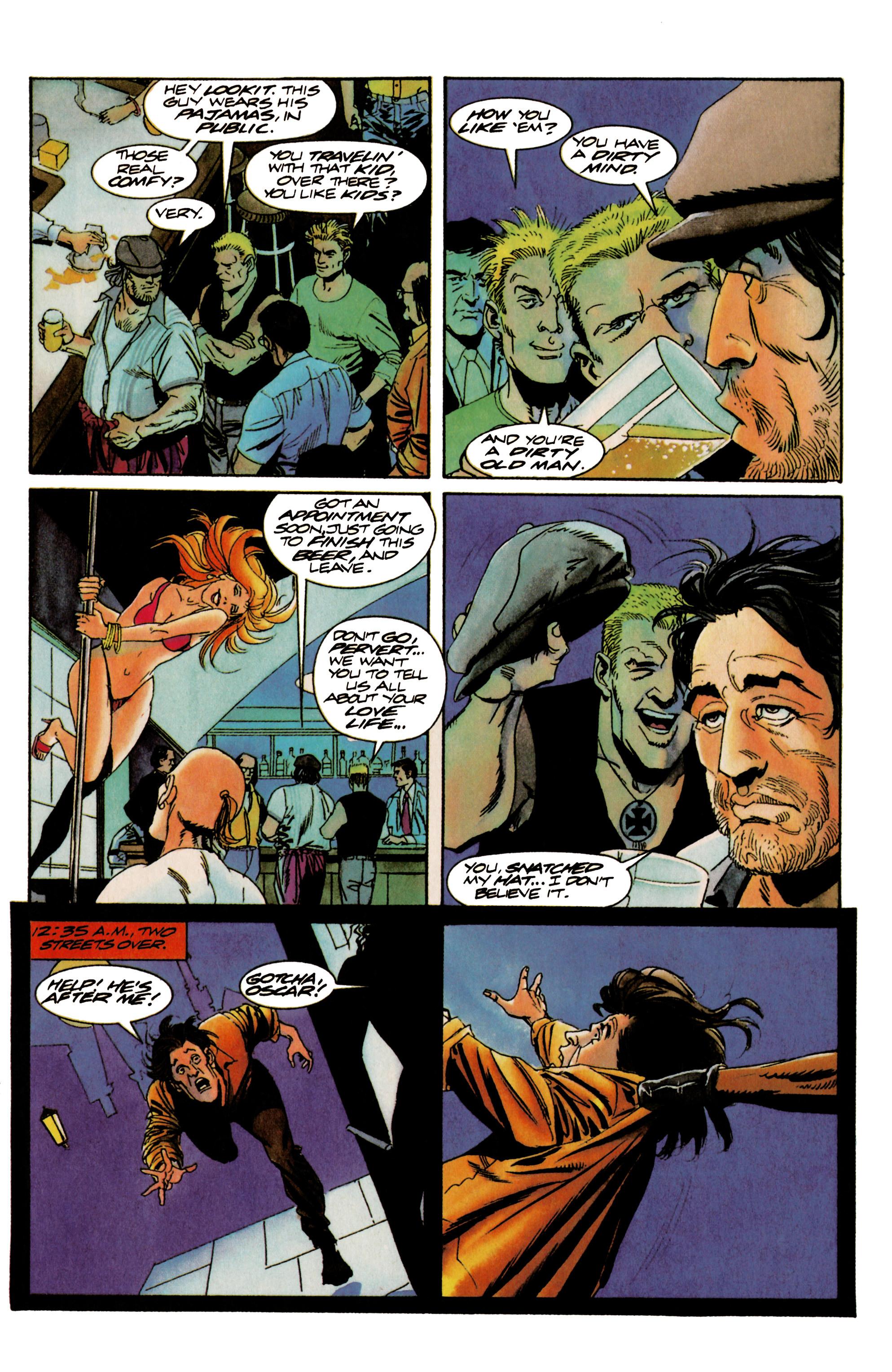 Read online Shadowman (1992) comic -  Issue #17 - 7