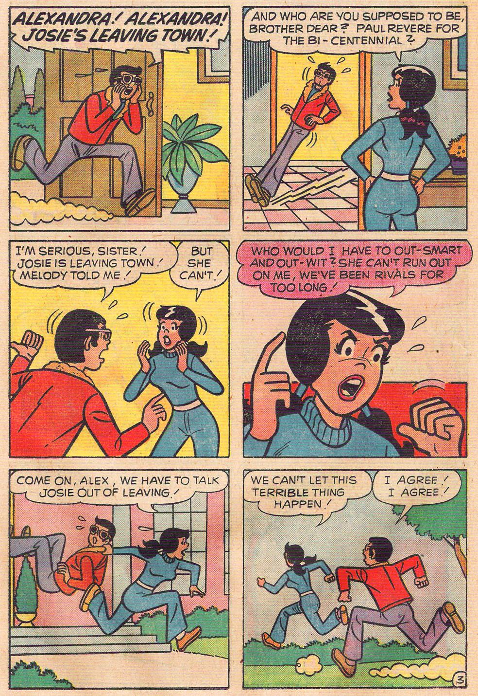 Read online She's Josie comic -  Issue #87 - 22