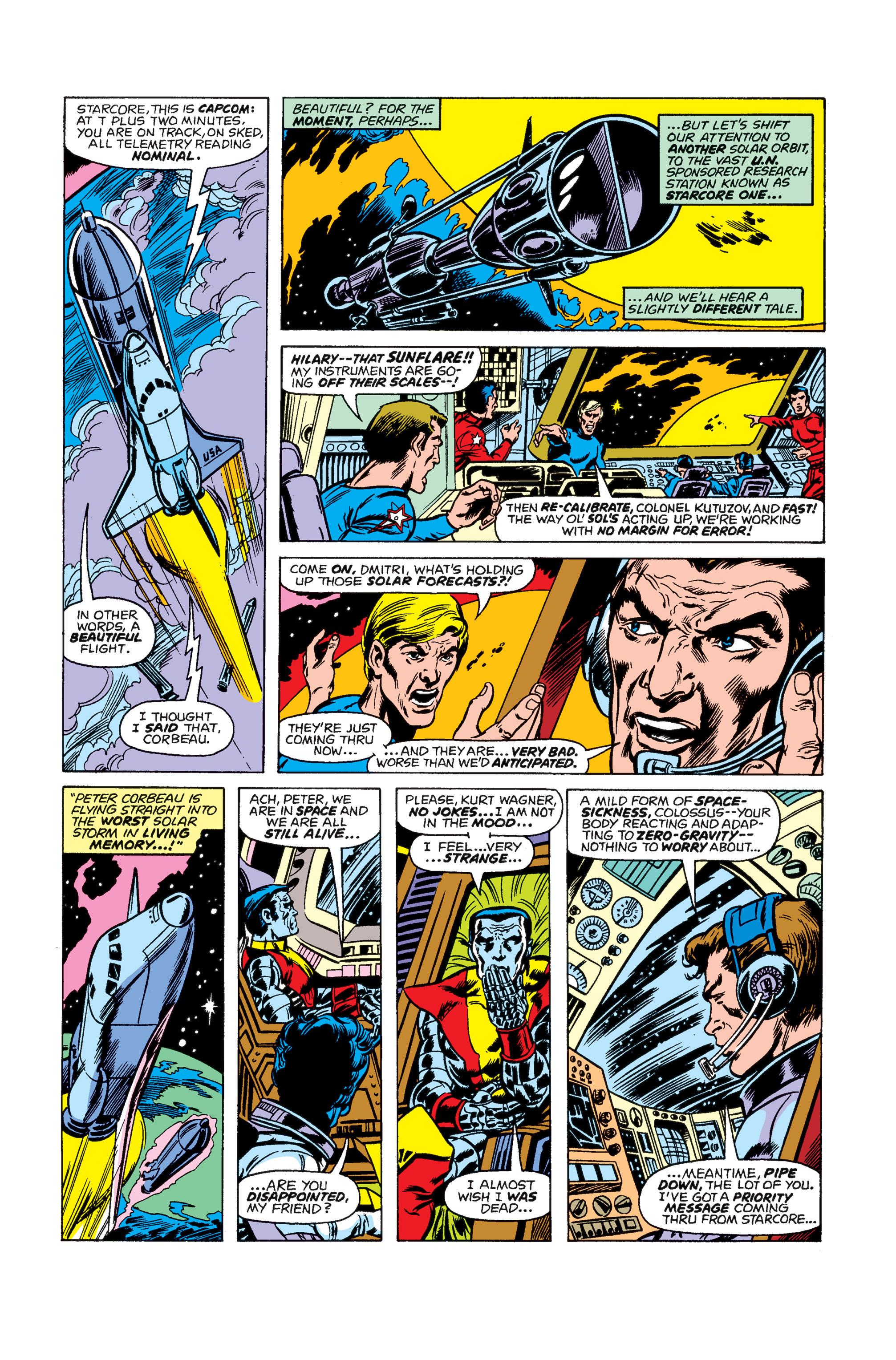 Uncanny X-Men (1963) 99 Page 6