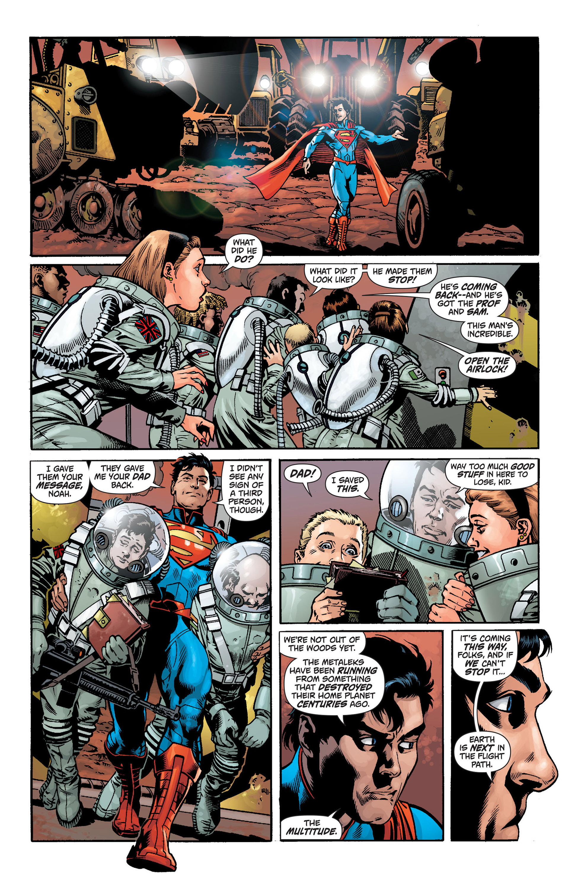 Read online Action Comics (2011) comic -  Issue #14 - 12