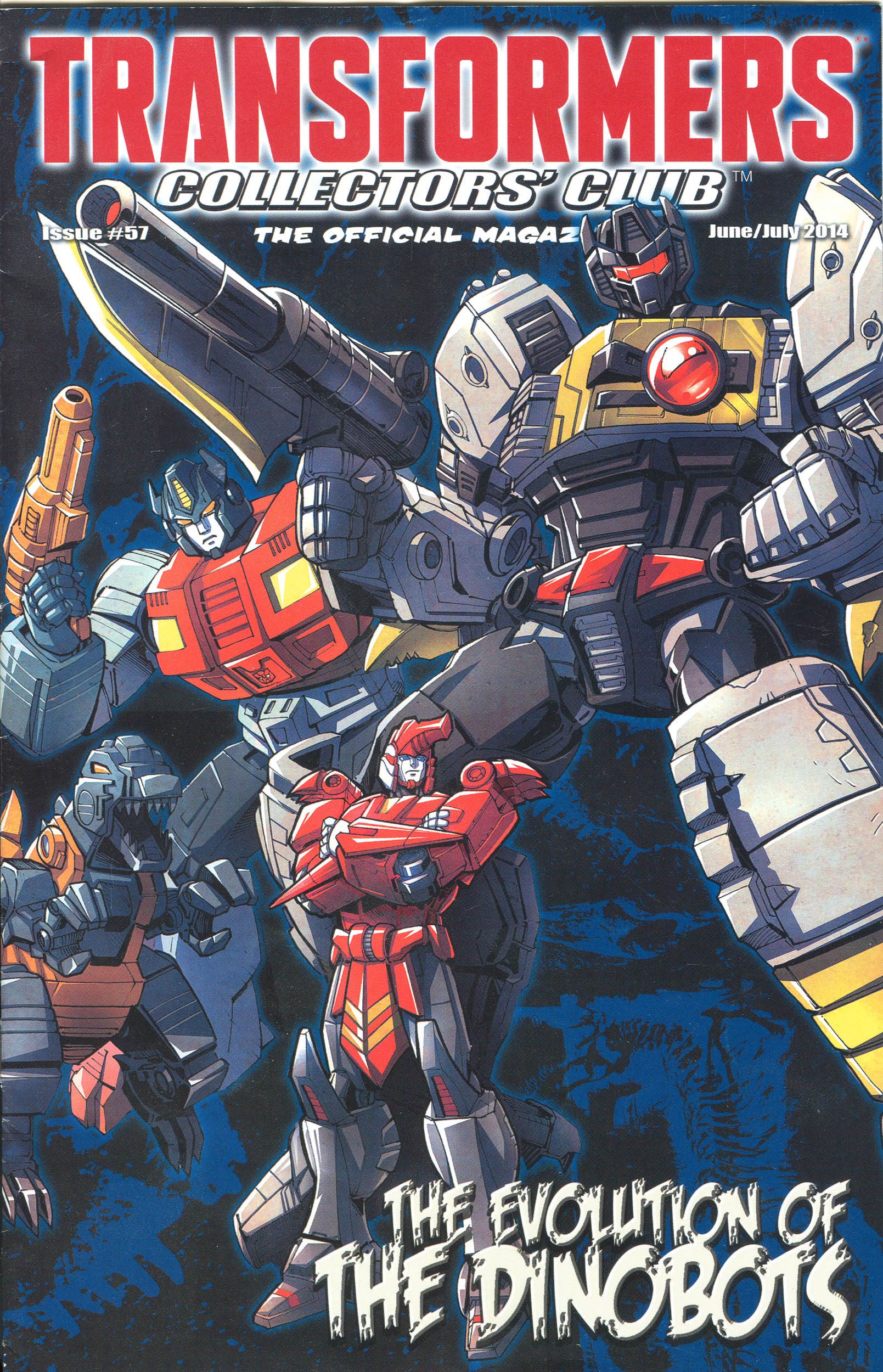 Read online Transformers: Collectors' Club comic -  Issue #57 - 1