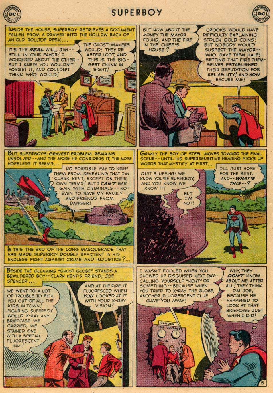 Superboy (1949) issue 20 - Page 9