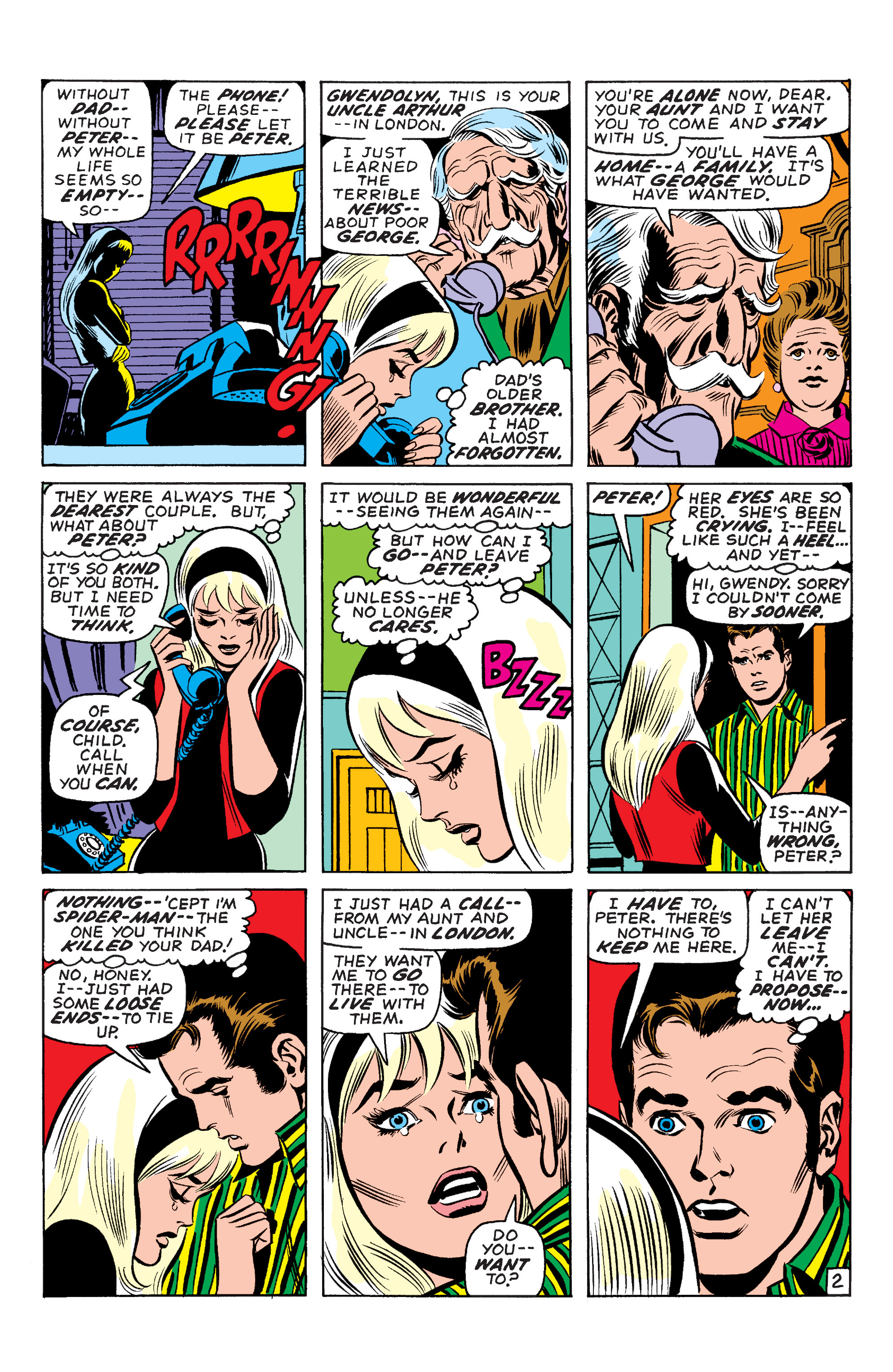 The Amazing Spider-Man (1963) 93 Page 2
