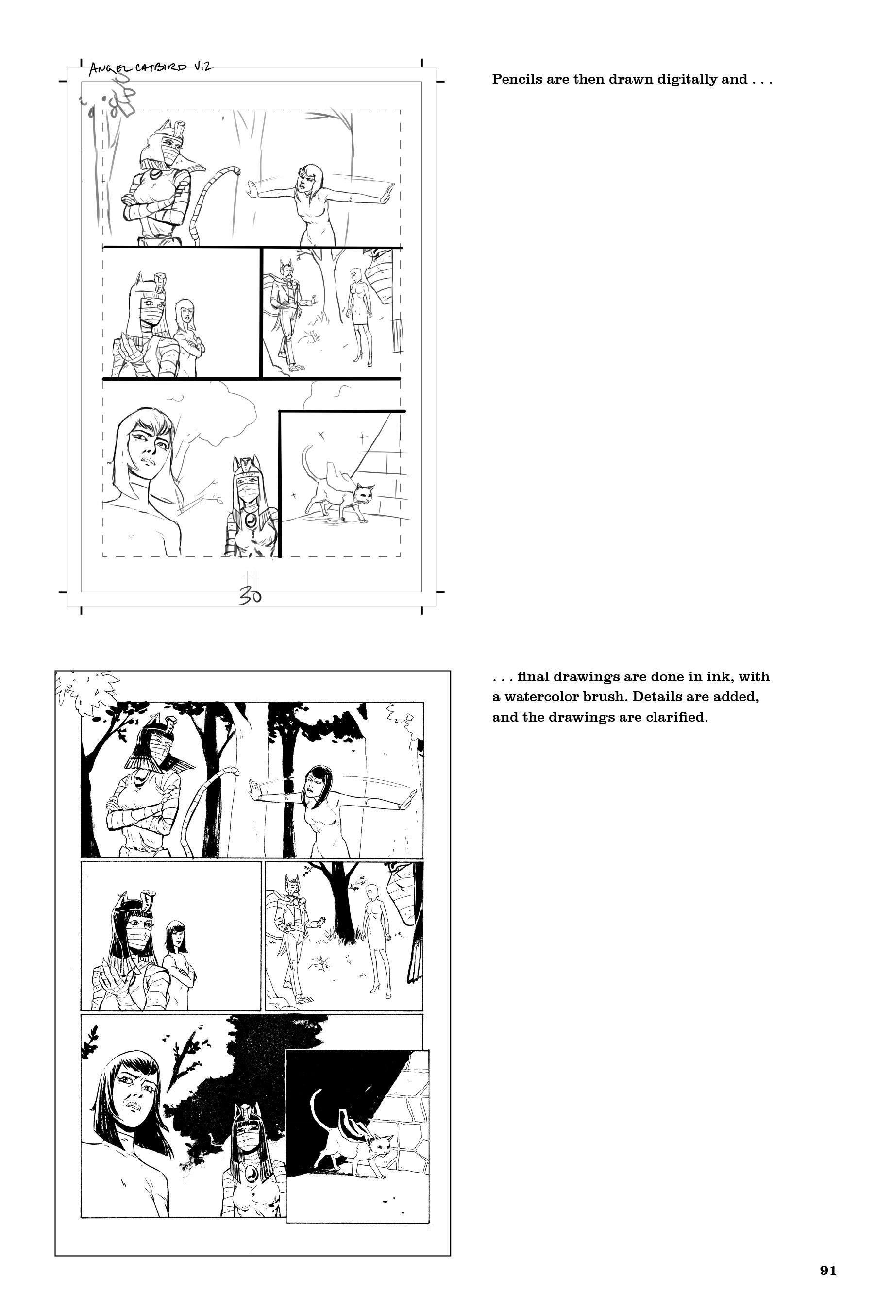 Read online Angel Catbird comic -  Issue # TPB 2 - 92