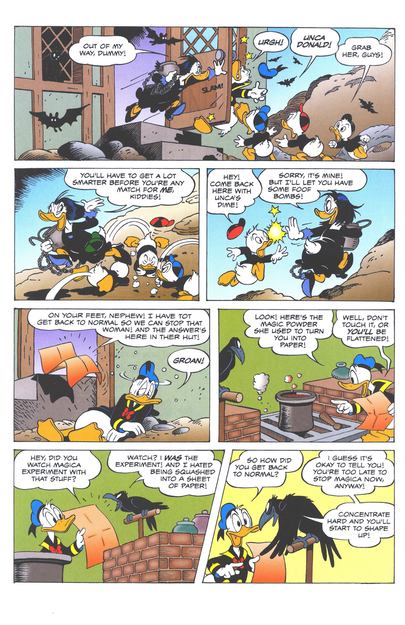 Read online Uncle Scrooge (1953) comic -  Issue #373 - 40