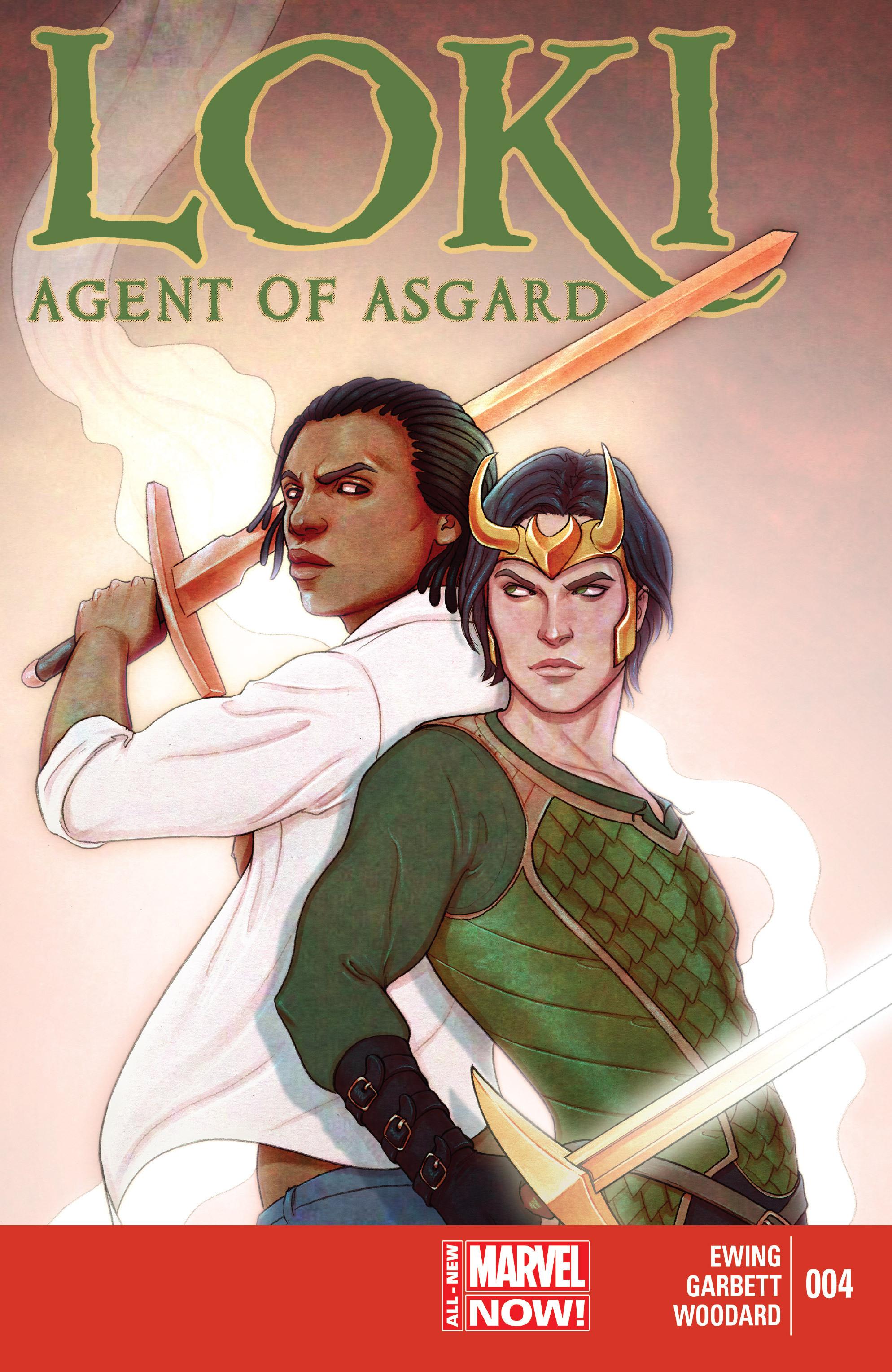 Loki: Agent of Asgard 4 Page 1