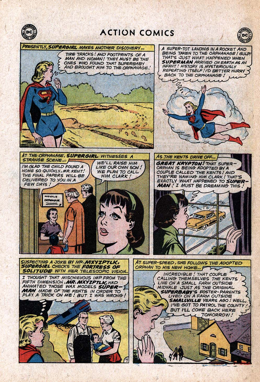Read online Action Comics (1938) comic -  Issue #299 - 26