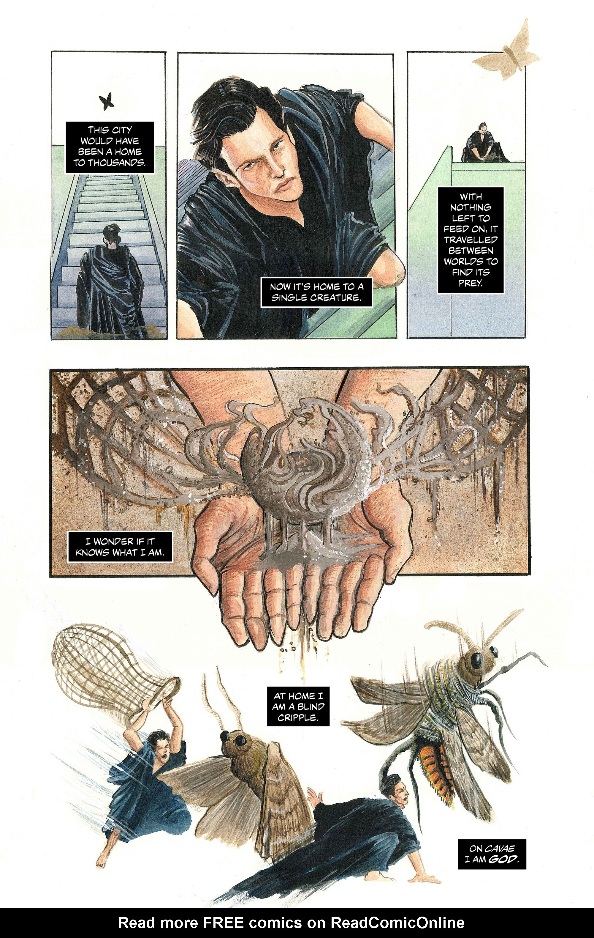 Read online 100% Biodegradable comic -  Issue #14 - 20