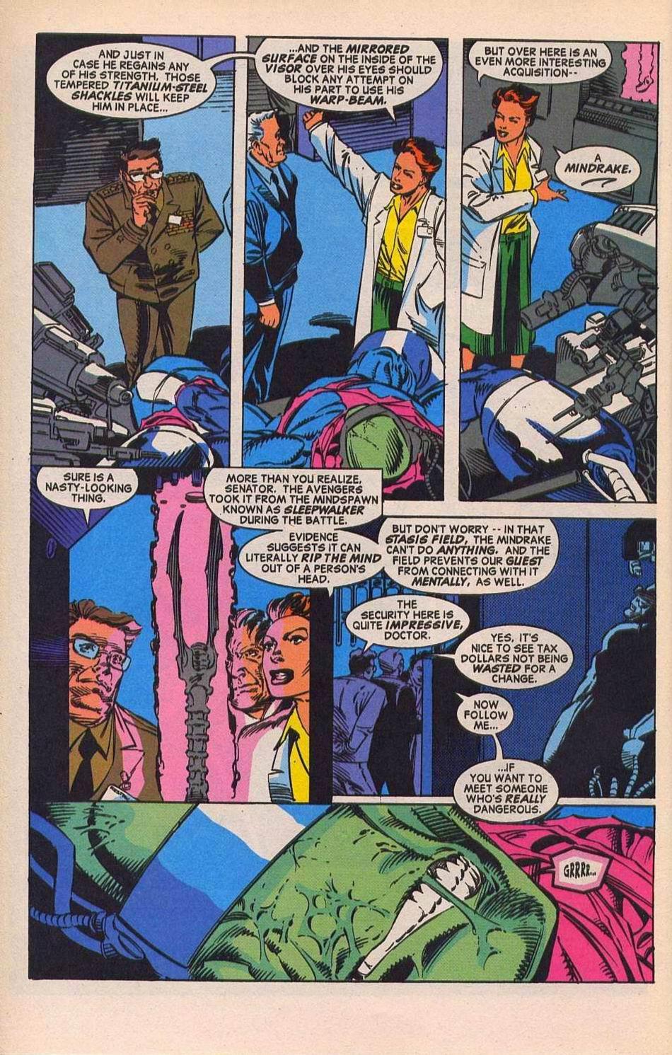 Read online Sleepwalker comic -  Issue #28 - 3
