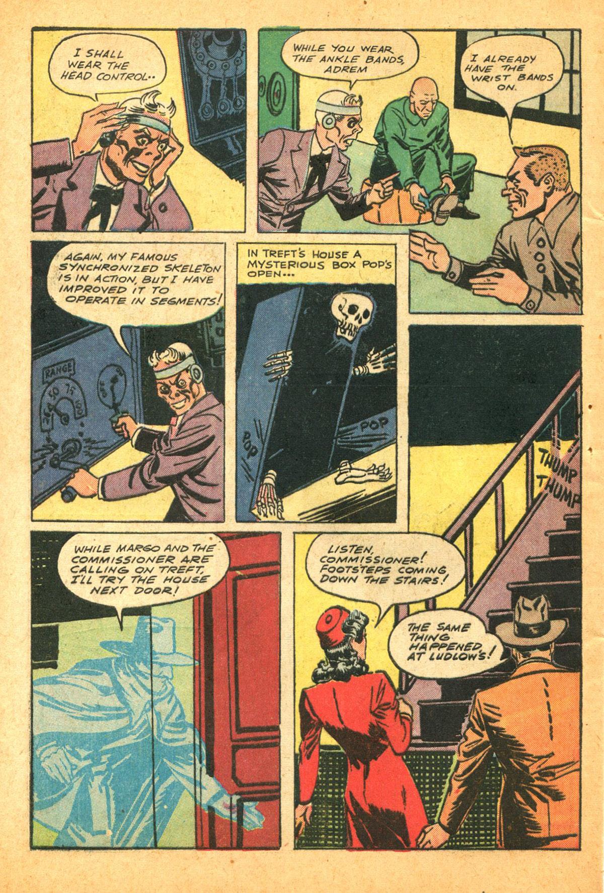 Read online Shadow Comics comic -  Issue #38 - 54