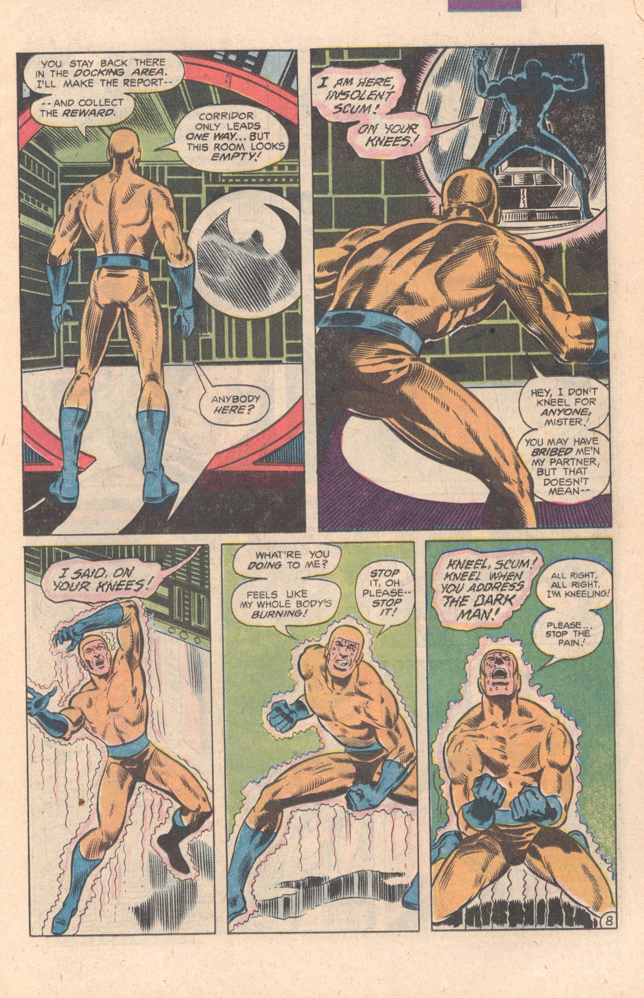 Legion of Super-Heroes (1980) 269 Page 9