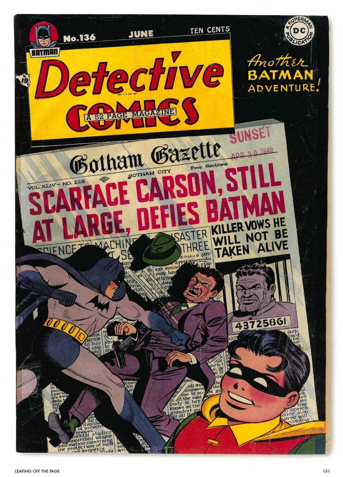 Read online 75 Years Of DC Comics comic -  Issue # TPB (Part 2) - 61