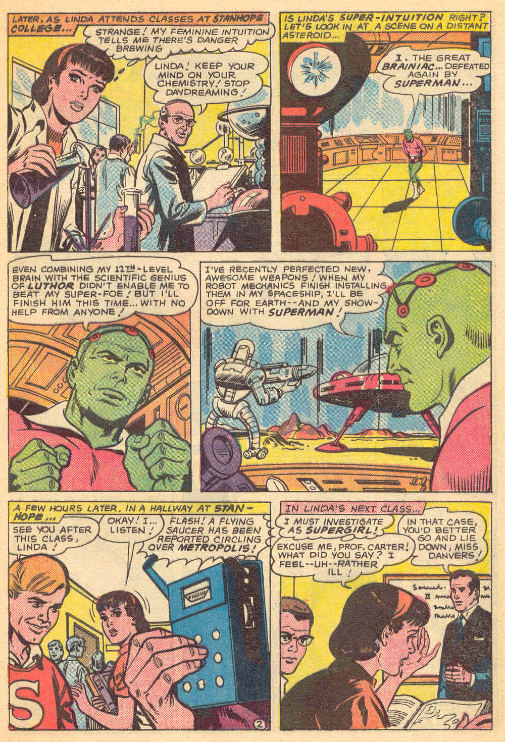 Read online Action Comics (1938) comic -  Issue #339 - 16