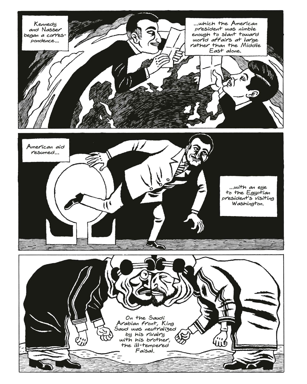 Best of Enemies: A History of US and Middle East Relations issue TPB_2 - Page 12