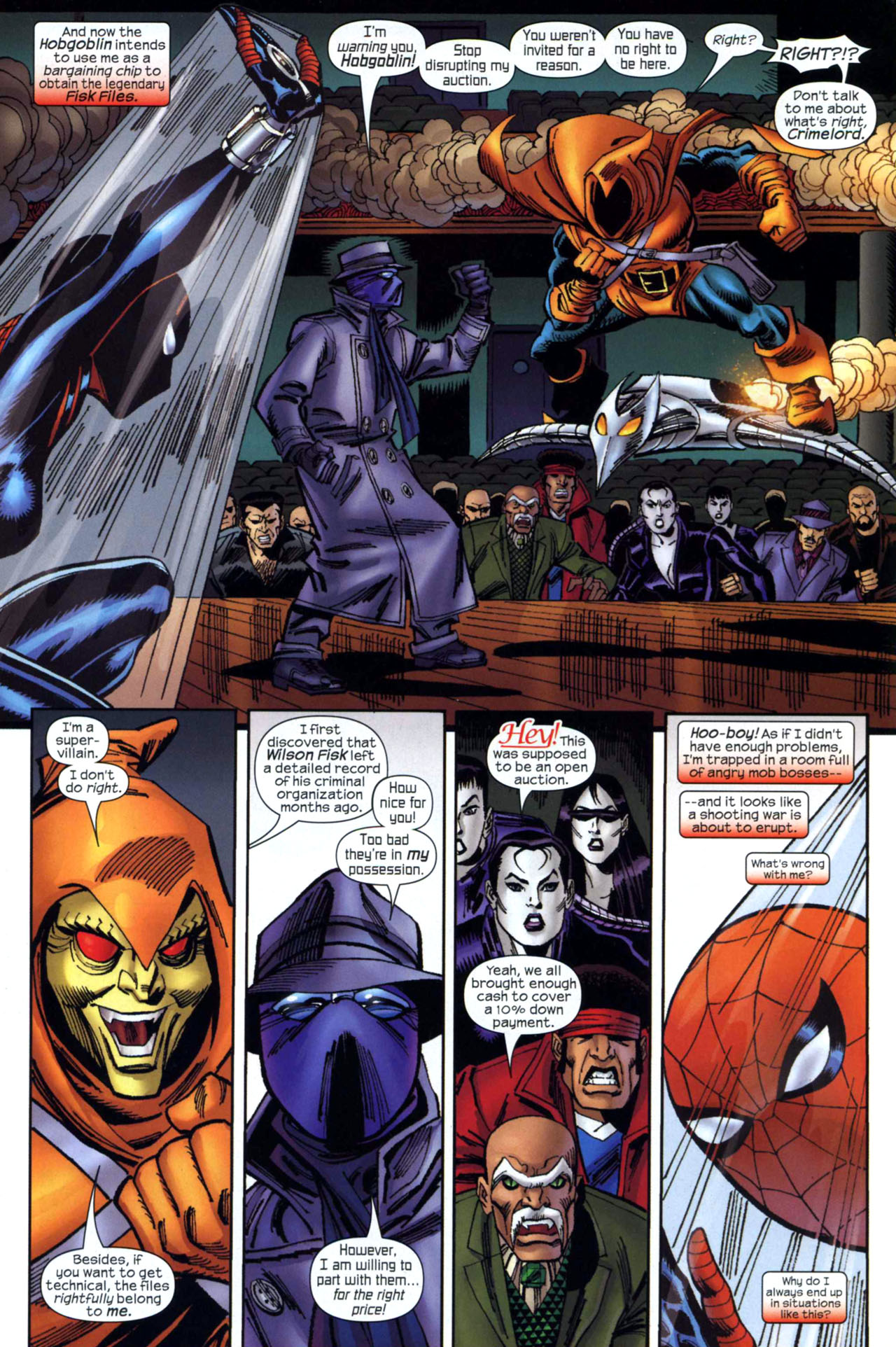 Read online Amazing Spider-Girl comic -  Issue #18 - 3