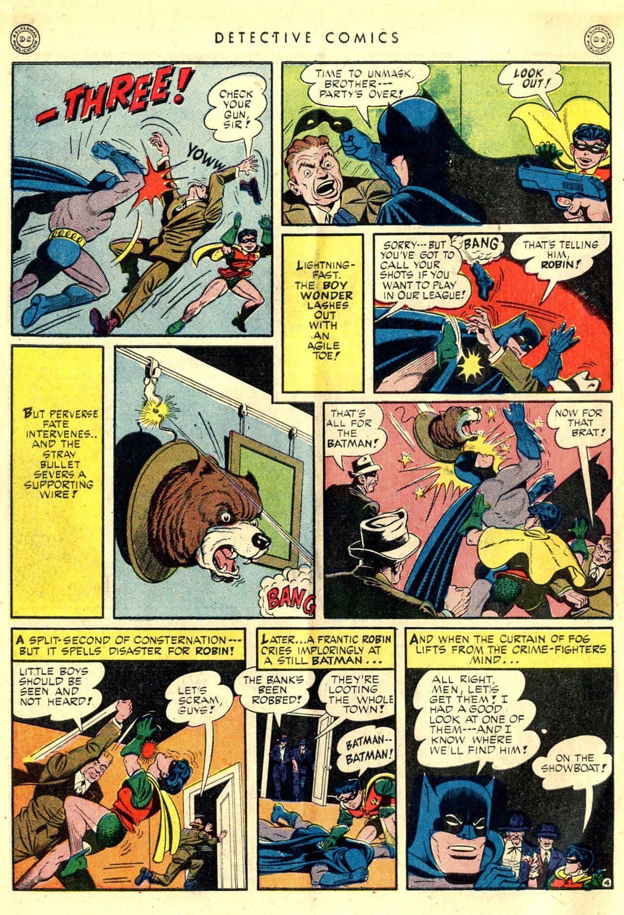 Read online Detective Comics (1937) comic -  Issue #90 - 6