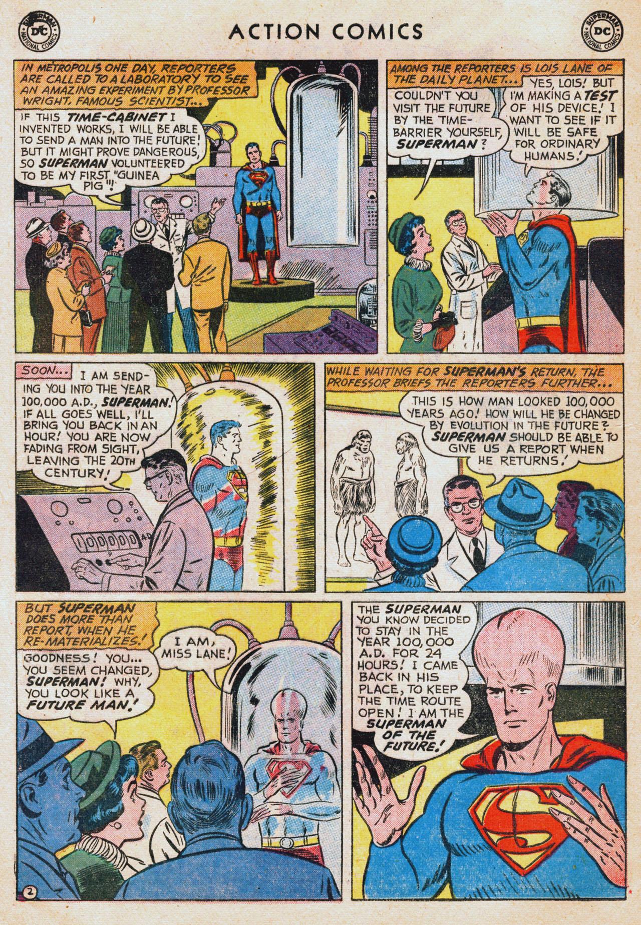Action Comics (1938) 256 Page 3