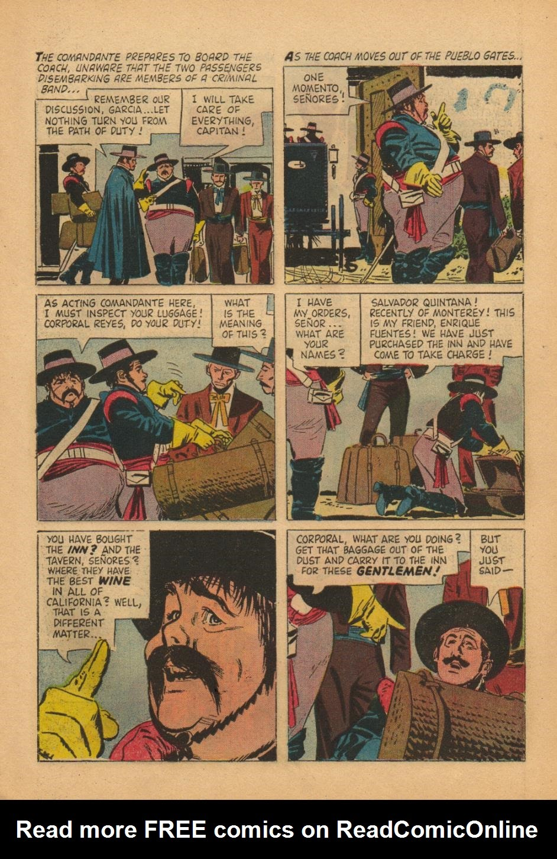 Zorro (1966) issue 2 - Page 7