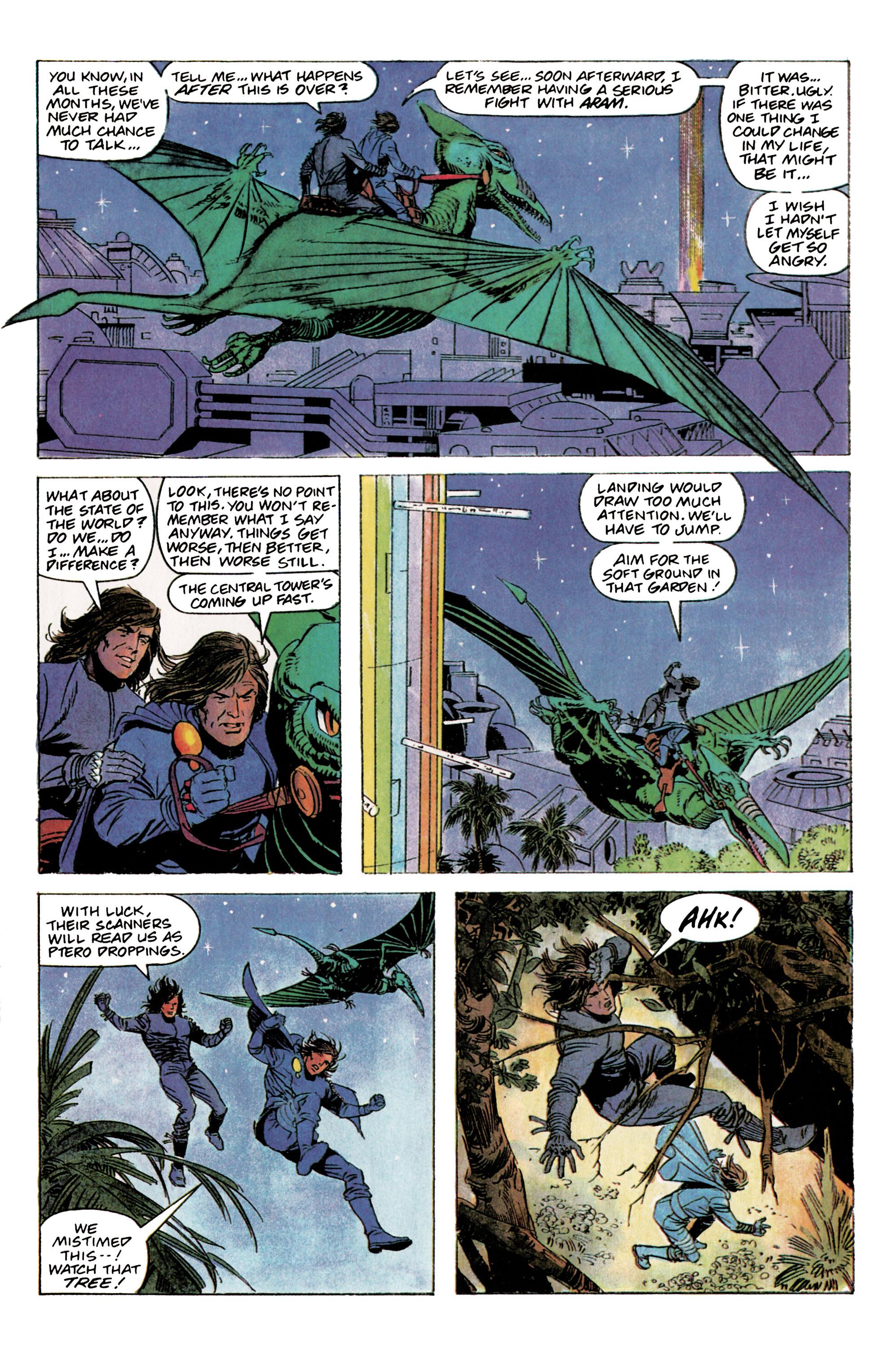 Read online Eternal Warrior (1992) comic -  Issue #2 - 15