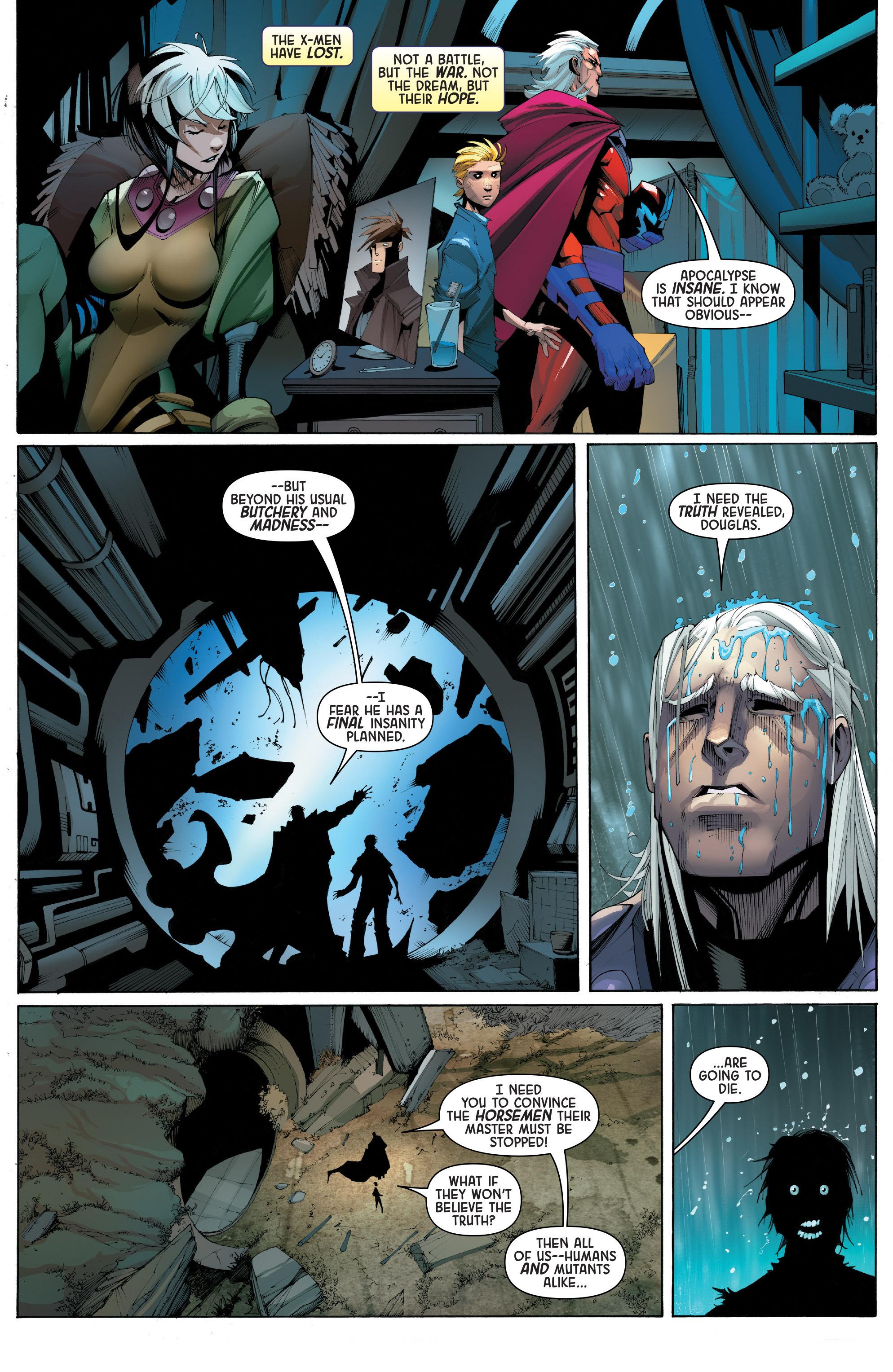 Read online Age of Apocalypse (2015) comic -  Issue #2 - 19