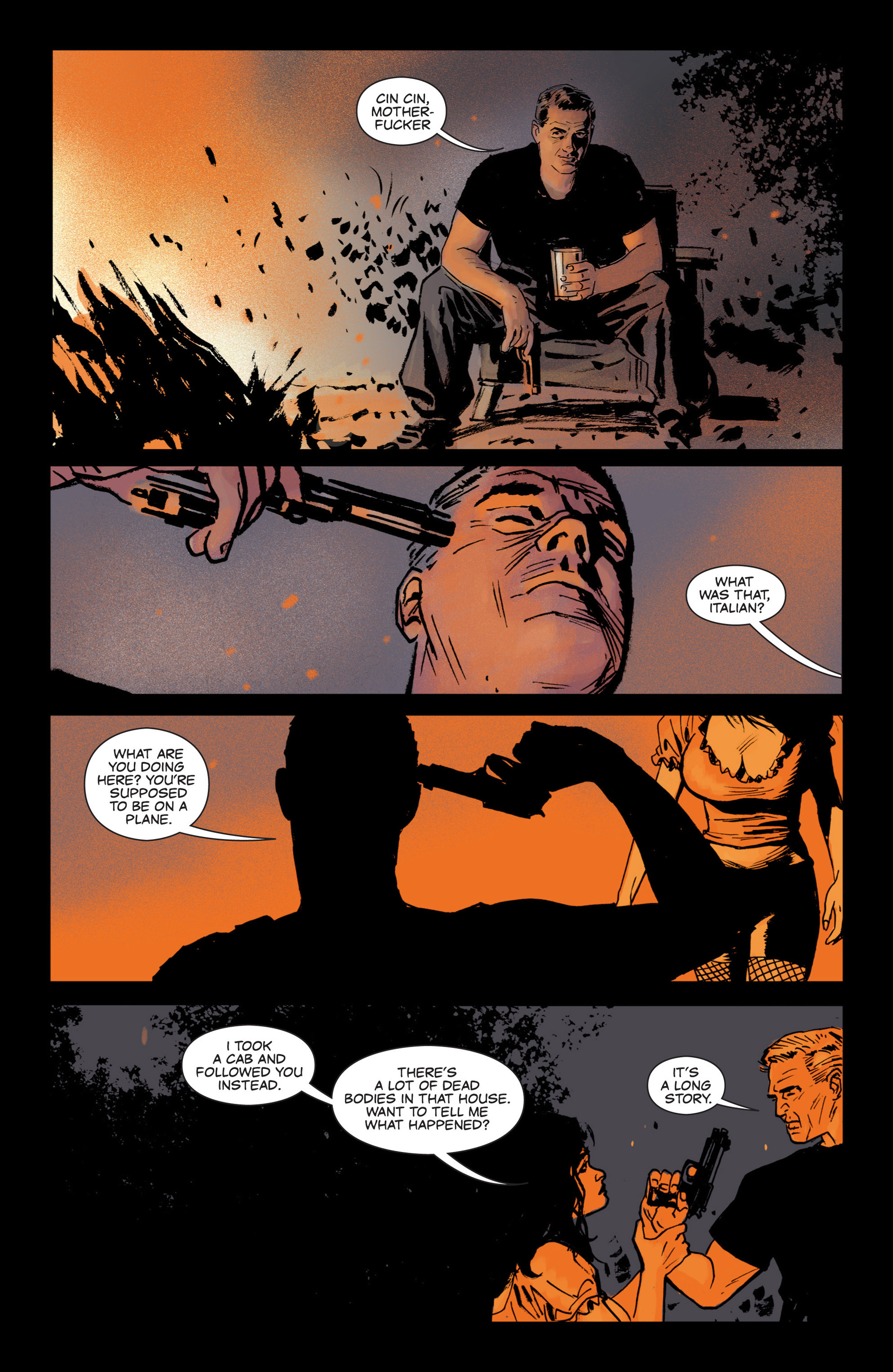 Read online Sex and Violence comic -  Issue # Full - 27