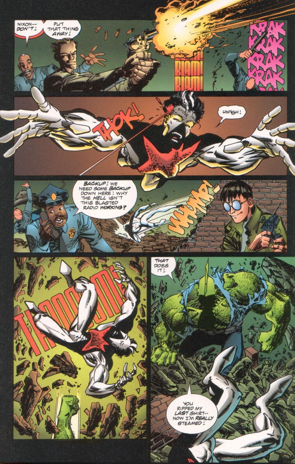 The Savage Dragon (1993) Issue #29 #32 - English 16