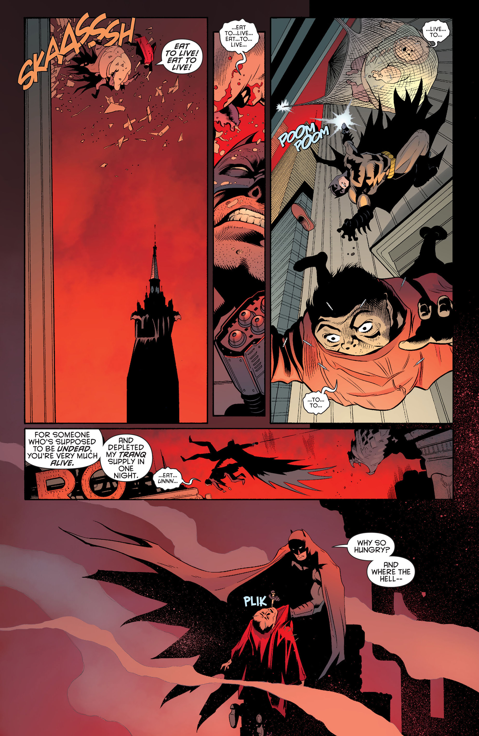 Read online Batman and Robin (2011) comic -  Issue #14 - 5
