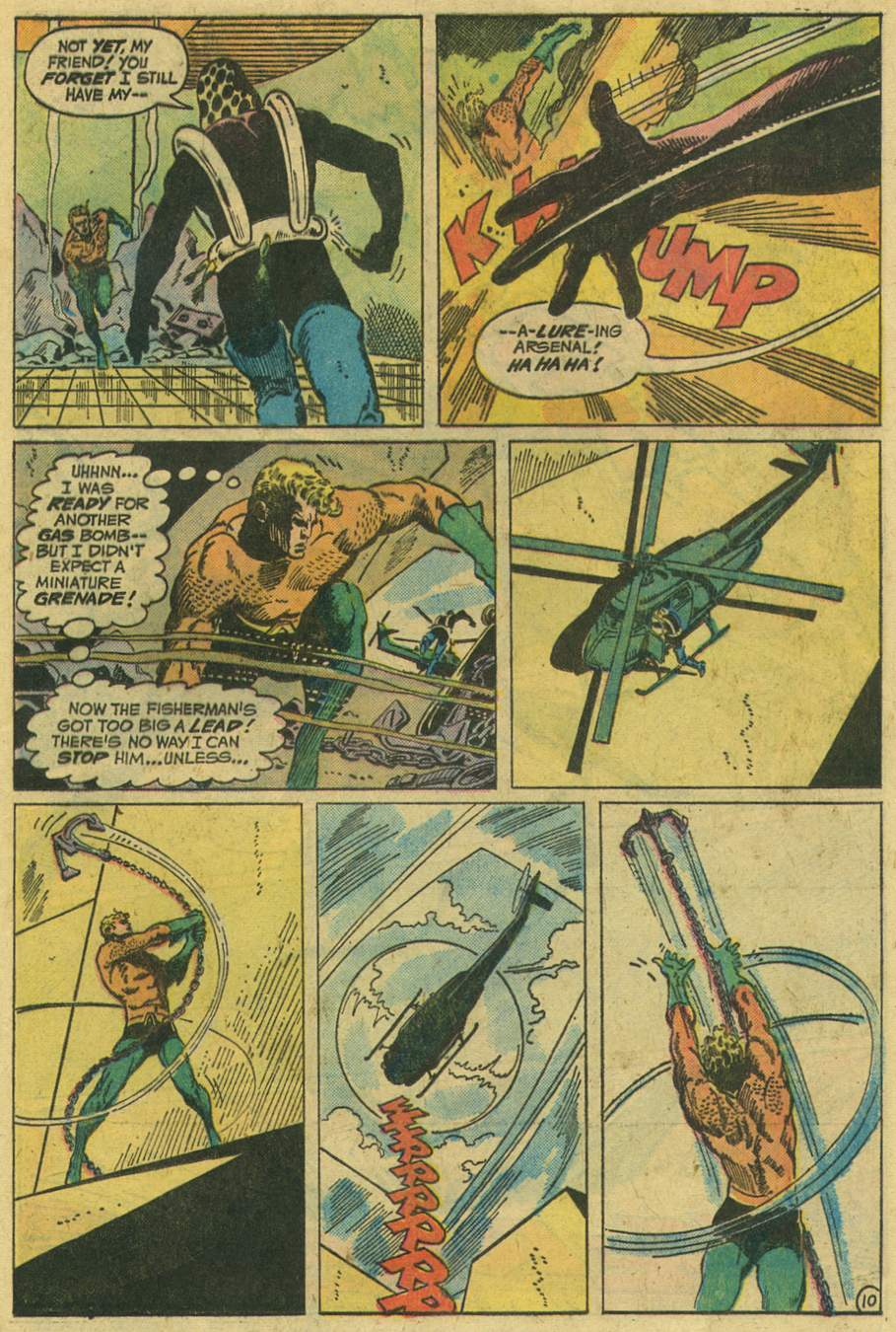 Read online Adventure Comics (1938) comic -  Issue #443 - 21