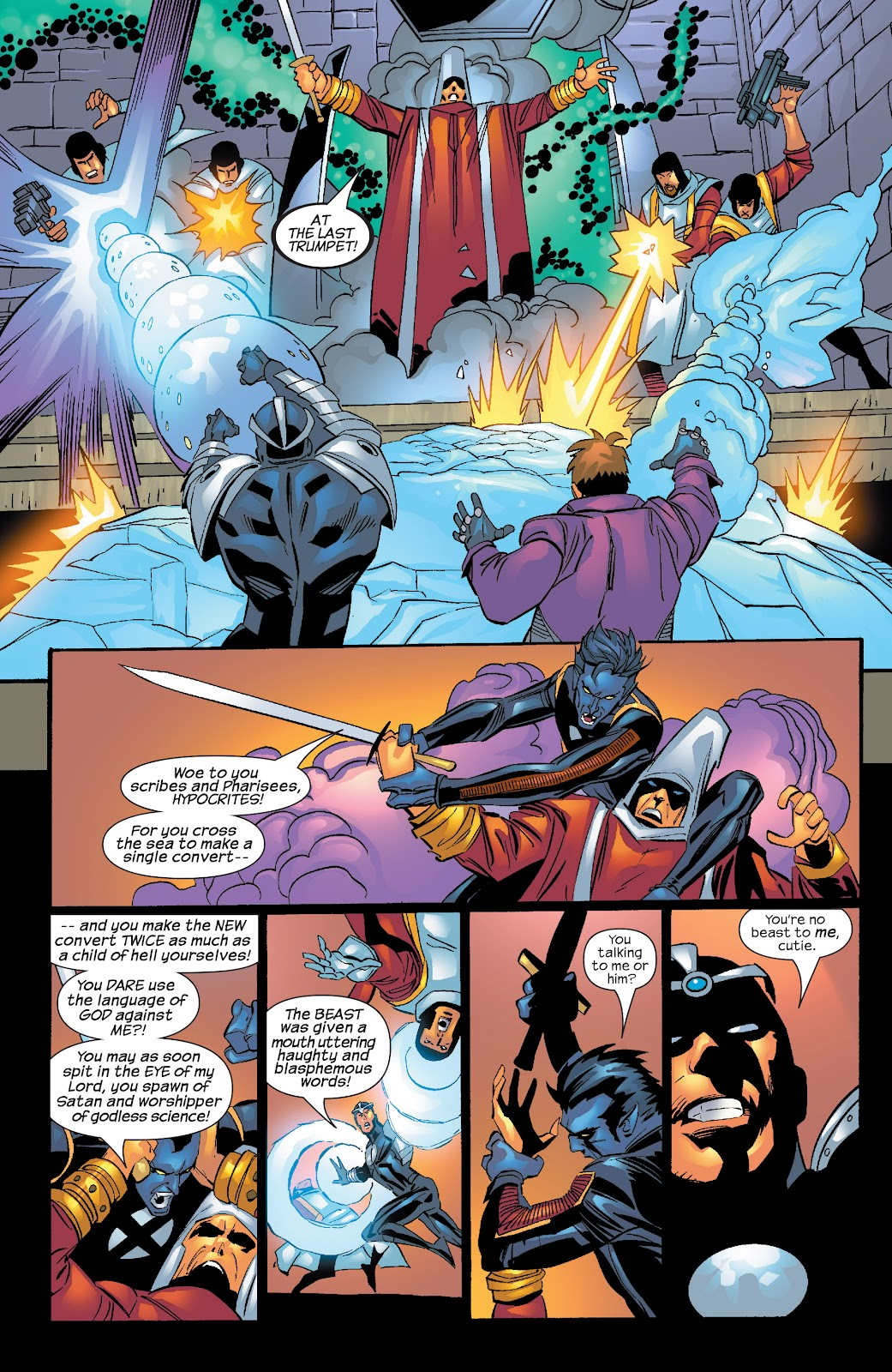 Read online X-Men: Unstoppable comic -  Issue # TPB (Part 4) - 113