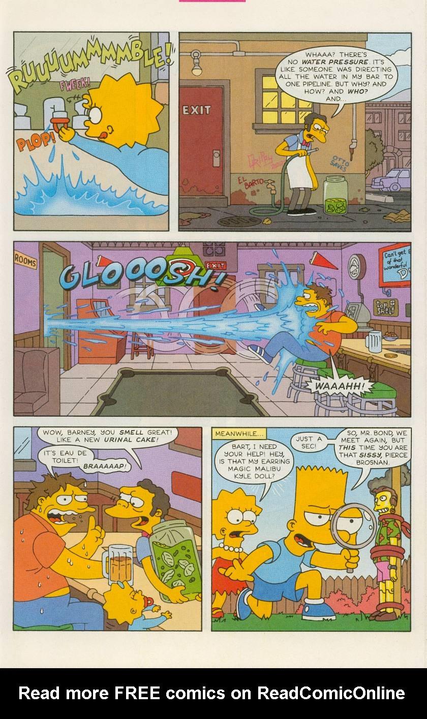 Read online Simpsons Comics comic -  Issue #49 - 16