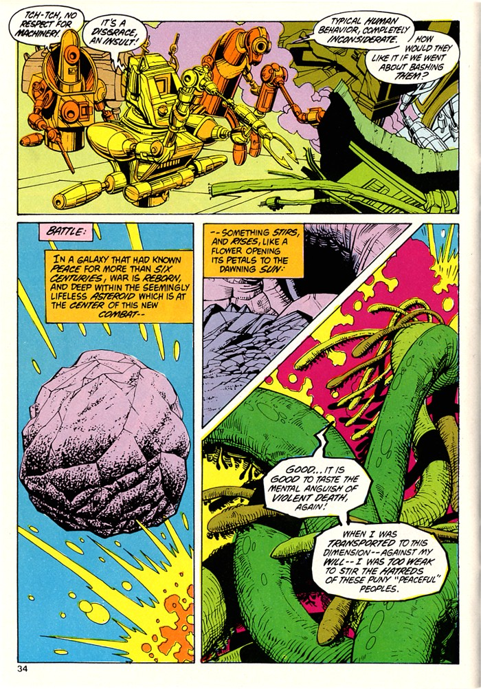 Read online Atari Force (1982) comic -  Issue #5 - 36